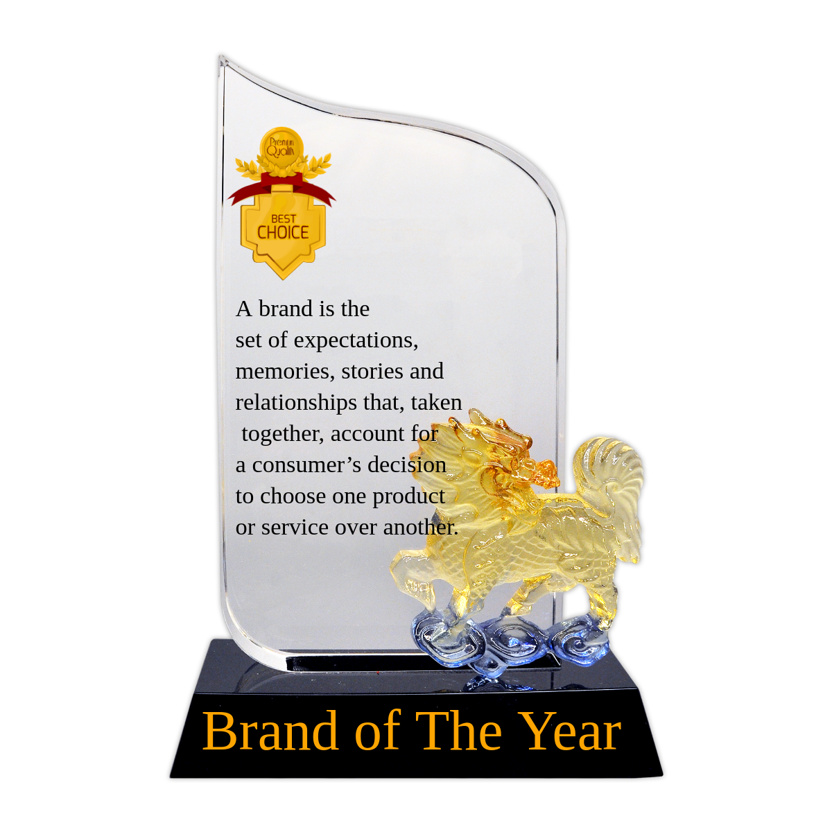Brand of The Year Award